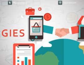 Nro 17 kilpailuun Design a Facebook Banner for: Online2Offline Strategies käyttäjältä kfernandojosei