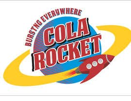 #39 para Design a Logo for Cola Rocket por obrejaiulian