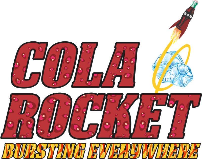 Penyertaan Peraduan #                                        47                                      untuk                                         Design a Logo for Cola Rocket
