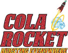 #47 para Design a Logo for Cola Rocket por obrejaiulian