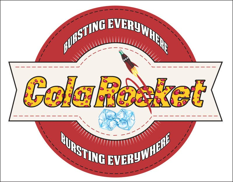 Penyertaan Peraduan #                                        52                                      untuk                                         Design a Logo for Cola Rocket