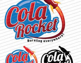 #50 para Design a Logo for Cola Rocket por kiekoomonster