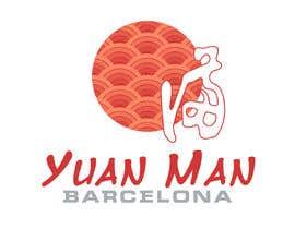 Nro 8 kilpailuun Improve Logo for japanese-asian restaurant käyttäjältä JedBiliran