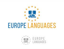 #19 for Design a Logo for Europe Languages by lukar