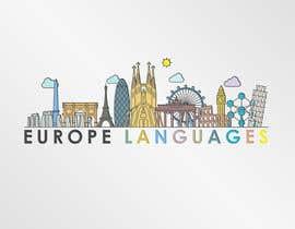 Nro 29 kilpailuun Design a Logo for Europe Languages käyttäjältä RedHotIceCold