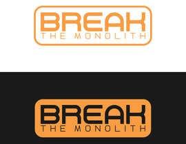 DN1976 tarafından Design a logo for Break The Monolith için no 22
