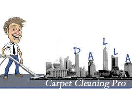 bharath1832 tarafından Design a Logo for DALLAS CARPET CLEANING PRO .COM için no 35