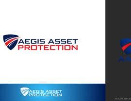Nro 48 kilpailuun Design a logo for Aegis Asset Protection. käyttäjältä DiabolikPhoenix
