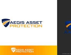 Nro 49 kilpailuun Design a logo for Aegis Asset Protection. käyttäjältä DiabolikPhoenix