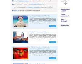 nº 18 pour Redesign the Content Area of a Web Page (Just one page) par patrickjjs