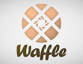 #82 para Design a Logo for Waffle - Photo Sharing App por yurireno