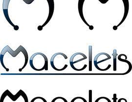 #50 for Design a Logo for Macelets, an eCommerce startup selling mens bracelets by cristiannicu