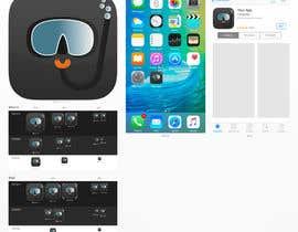 Nro 36 kilpailuun Logo and app icon for iOS app käyttäjältä CesarMN