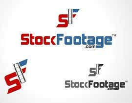 #759 for Logo Design for A website: StockFootage.com af coreYes