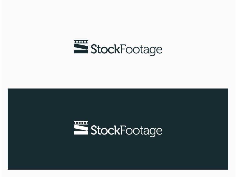 Inscrição nº 573 do Concurso para Logo Design for A website: StockFootage.com