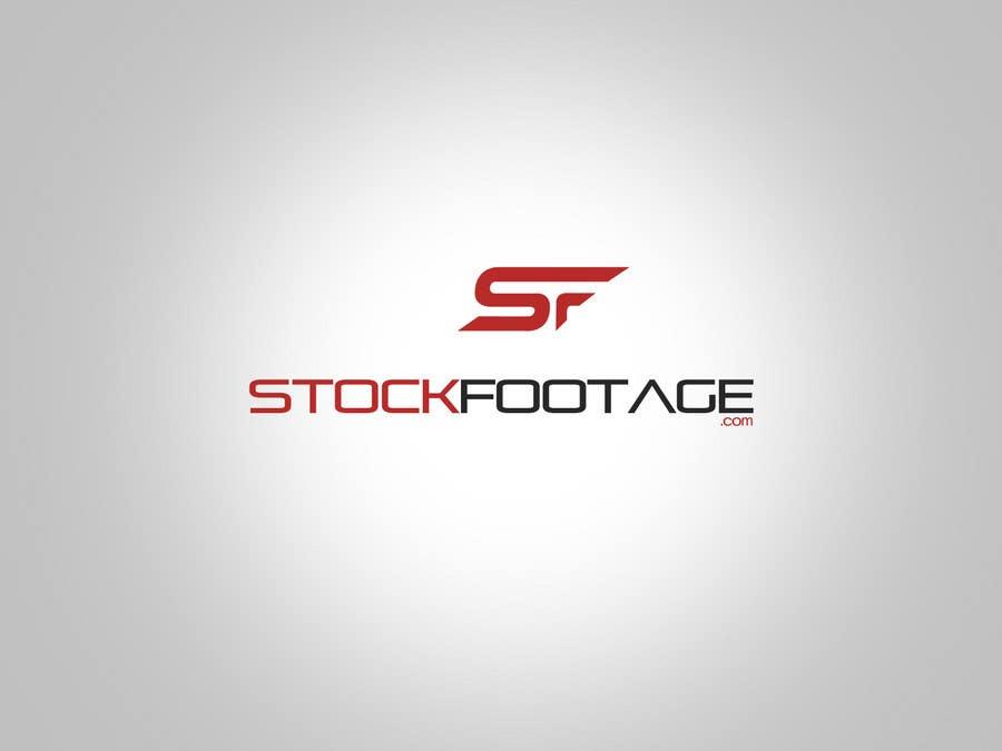 Inscrição nº 684 do Concurso para Logo Design for A website: StockFootage.com