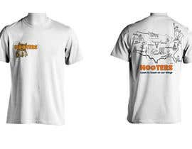#24 for Design a Shirt for Hooters by macbmultimedia