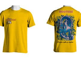 #28 for Design a Shirt for Hooters by macbmultimedia