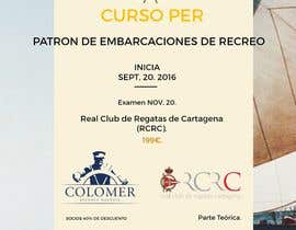 Nro 20 kilpailuun Diseñar un cartel käyttäjältä Farachavez