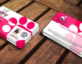 ezesol tarafından Design some Business Cards for a dog training business için no 56