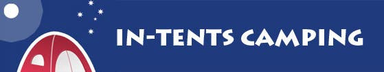 Contest Entry #                                        6                                      for                                         Logo Design for In-Tents Camping
