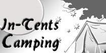 Logo Design for In-Tents Camping için Graphic Design59 No.lu Yarışma Girdisi