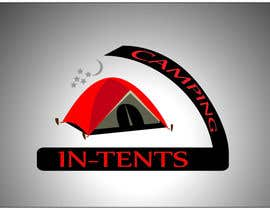 nº 107 pour Logo Design for In-Tents Camping par ExpertDk
