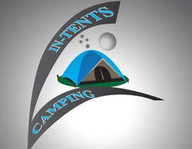 nº 126 pour Logo Design for In-Tents Camping par ExpertDk