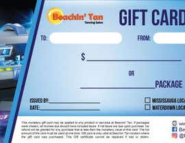 #5 for Design a Gift card by merlanugas