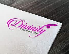 Nro 294 kilpailuun Design a Logo Eye Lash Boutique and Spa käyttäjältä swati4614