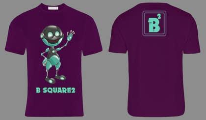 #11 for Fun, Futuristic Robot for B SQUARE2 af akritidas21