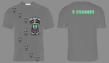 #13 for Fun, Futuristic Robot for B SQUARE2 af akritidas21