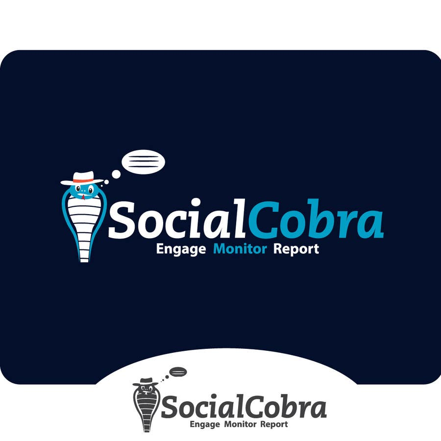 Contest Entry #106 for Design a Logo for Social Cobra