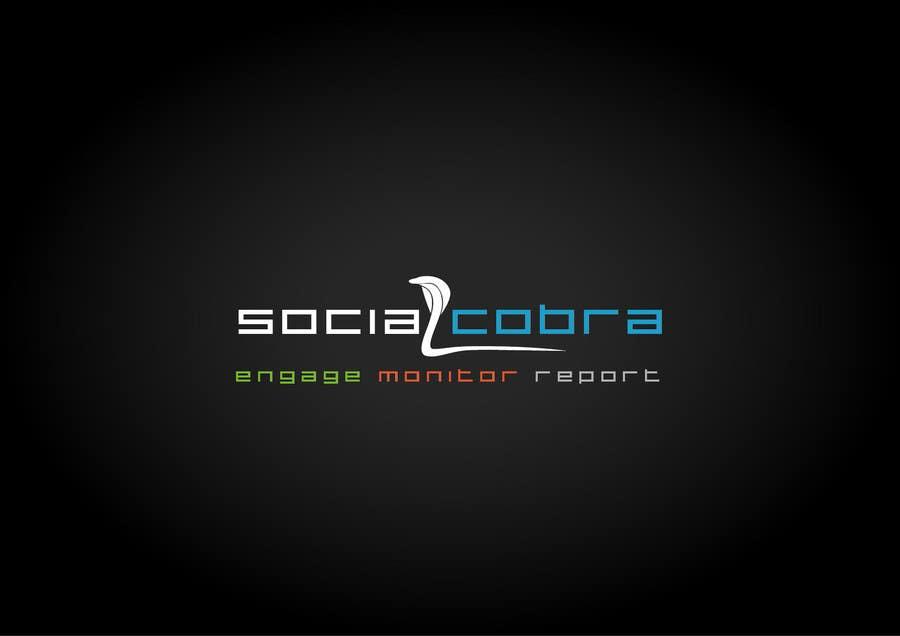 Contest Entry #130 for Design a Logo for Social Cobra