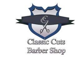 #6 para Design a Logo for Classic Cuts Barber Shop por Cubina