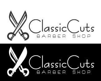 Proposition n°55 du concours Design a Logo for Classic Cuts Barber Shop