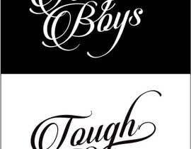 BuDesign tarafından Design eines Logos/Font için no 20