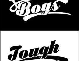 BuDesign tarafından Design eines Logos/Font için no 26