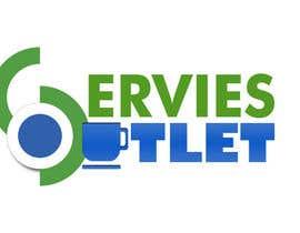 Nro 57 kilpailuun Design a Logo for Porcelain Tableware Outlet Wholesaler käyttäjältä sameer2309