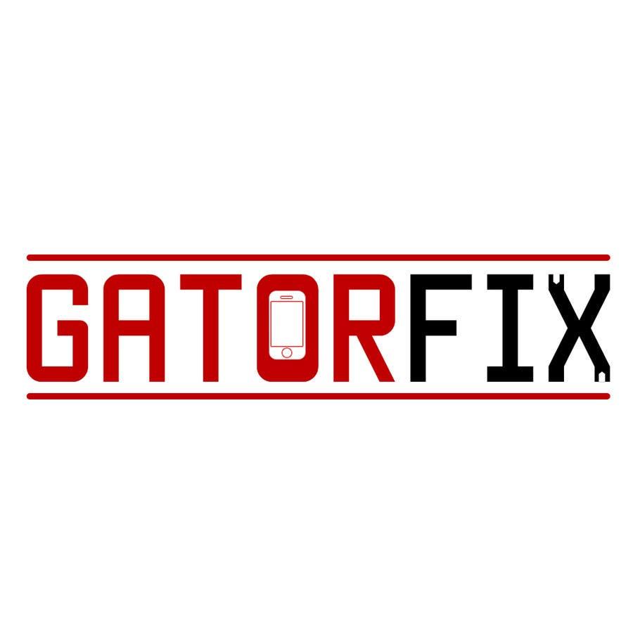 Kilpailutyö #94 kilpailussa Mascot for GatorFix