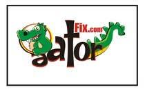 Graphic Design Kilpailutyö #102 kilpailuun Mascot for GatorFix