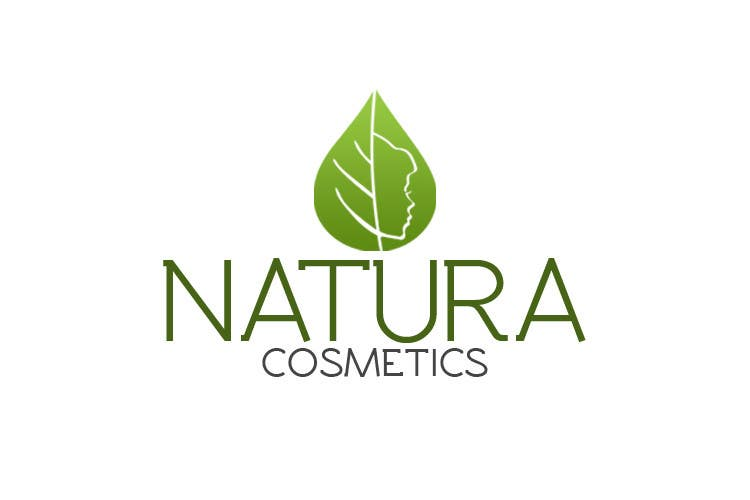 #96 for Logo for a natural cosmetics company by vladspataroiu