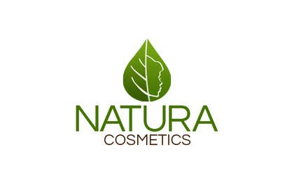 #97 for Logo for a natural cosmetics company by vladspataroiu