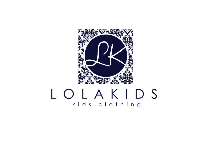 #296 for Design a Logo for kids clothing brand by alexandracol