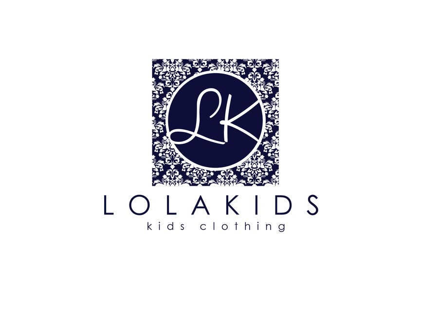 #297 for Design a Logo for kids clothing brand by alexandracol
