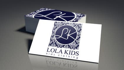 #300 for Design a Logo for kids clothing brand by alexandracol