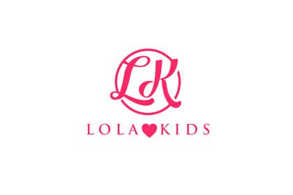 Graphic Design Contest Entry #120 for Design a Logo for kids clothing brand