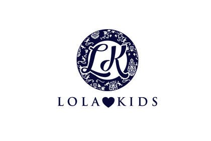 Graphic Design Contest Entry #281 for Design a Logo for kids clothing brand