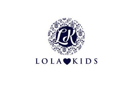 #309 for Design a Logo for kids clothing brand by helenasdesign