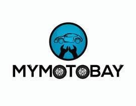 Nro 3 kilpailuun Design a Logo for MYMOTOBAY käyttäjältä mohamoodulla1